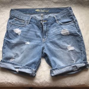 Old Navy Jean shorts size 10